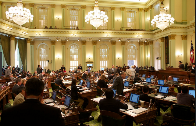 California State Legislature